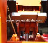Machine sy1-20 van het Blok van de Klei van Hydraform Met elkaar verbindende