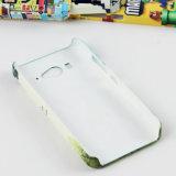 caixa do telefone móvel do espaço em branco do Sublimation da impressão da transferência térmica 3D 2D
