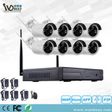 Kit sin hilos popular del IP 8CH del sistema de NVR del surtidor del CCTV