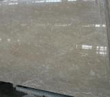 Mattonelle di marmo beige di marmo delle lastre dell'Iran Beje Regina