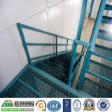 Taller de prefabricados estructurales de acero de construcción de la plataforma