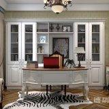 食料貯蔵室のキャビネットが付いている研究室またはStuding部屋または家庭内オフィスの家具のキャビネット