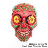 Máscara Usável Larp cranio 30*20cm HK9000
