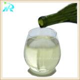 Estilo clássico copo de vinho reutilizável de plástico PET