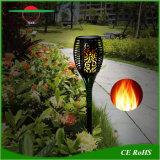 [لد] يشعل حديقة خارجيّ مسيكة شمسيّ صفراء لهب نار مصباح