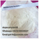 Acetato anabólico de Boldenone dos esteróides para o crescimento CAS do músculo: 2363-59-9