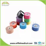 Бесплатные образцы различных Kinesiology Tape спорта водонепроницаемый мышцы порванный жгут