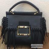Sacs d'emballage neufs de tendance de sacs d'épaule de loisirs de sac de main de dames de sac de gland de type Sh216