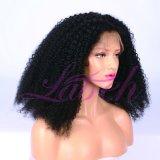 Brasileña de calidad superior peluca de pelo humano para las mujeres negras
