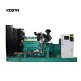 Primeiro use 425kVA Yuchai Motor Grupo Gerador Diesel