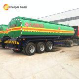 3 Kraftstofftank-Tanker-halb Schlussteil der Wellen-42cbm für Verkauf