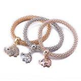 Kunstmatige Juwelen van de Armband van de Diamant van Zircon van de manier Multilayer