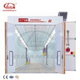 バス及びトラックの大きい吹き付け塗装の小屋または区域または部屋またはブース(セリウム)を通した15m駆動機構