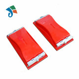 Пластичный ручной блок пусковой площадки с стальной струбциной