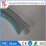 Fabricado en China de alambre de acero flexible, manguera de PVC reforzado