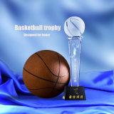 Bester Qualitätsform-Konkurrenz-Fußball-Kristalltrophäe für Abgleichung-Ehre
