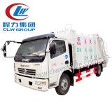 Faw 4X2 180HP 압축 쓰레기 트럭