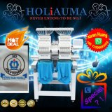 Holiauma 2 Head 15 Needles Embroidery Sewing Machine Tajima Type