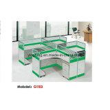 Стол Yf-G1102 деревянной рабочей станции перегородки офиса мебели модульный