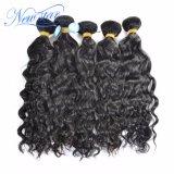 2017新しい卸し売りインドの自然な波のRemyのバージンの人間の毛髪