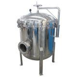 boîtier multi de filtre à manches 50micron avec du matériau d'acier inoxydable