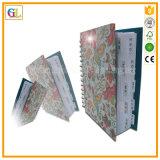 Cuaderno modificado para requisitos particulares atascamiento del Alambre-o de la impresión