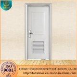 Desheng KeralaのモデルPVCによって薄板にされる同じ高さの木のドア