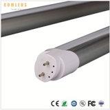 5 años de Epistar de tubo del aluminio 85-265V 9W T5 T8 LED