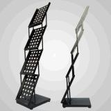 Розничное изготовление металла стойки индикации металла изготовленный на заказ (LFCR0186)