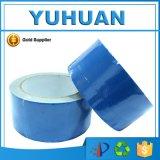 Cinta polivinílica azul impermeable auta-adhesivo del encerado de la reparación