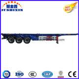 3 полуприцеп перевозки контейнера Axles 20&40FT BPW каркасный скелетный с лучем H-Формы