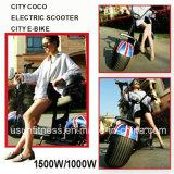 Venta caliente de la vespa de la bicicleta eléctrica barata de la motocicleta en mercado