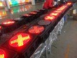 En12368 Aprobado Lane luz indicador de luz verde de la Cruz Roja