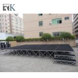 Rk Fabrik-Preis-bewegliches intelligentes Konzert Plarform Stadium für Verkauf