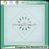 Teto de alumínio do metal decorativo por atacado da fábrica com ISO9001
