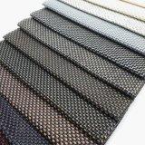 Tessuto da arredamento tinto filato del sofà della tessile della casa del tessuto del poliestere
