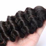 100%の人間の毛髪の拡張卸売の等級の7A及び8Aブラジル人の毛