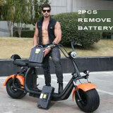 2018 entfernen neuer Bewegungsroller des Roller-Motorrad-Bike1500W mit Batterie