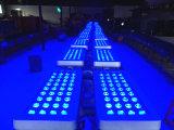 Rasha im Freien wasserdichtes IP65 72X18W Rgbaw UVwand-Unterlegscheibe-helles Stadiums-Licht der Stadt-6in1 der Farben-LED