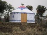 Tente chaude de Yurt de la vente 2017 pour vivre