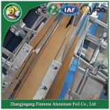 Hotsale 2018 carpeta Gluer automática máquina para la caja de cartón ondulado