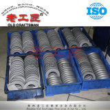 Faces em branco do selo mecânico da liga do tungstênio em vendas