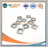 Máquinas herramientas CNC Inserciones de carburo de tungsteno