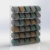 カスタムハンドメイドの小売りのアクリルのタイの記憶装置の陳列ケース