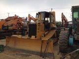 Tracteur à chenilles utilisé du bouteur D4h de chenille de chat pour la construction