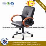 Lecongのオフィス用家具のEamesの旋回装置の革オフィスの椅子(HX-OR004A)