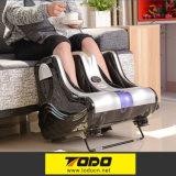 Masseur shiatsu pied avec la chaleur en appuyant sur de rouler et de compression d'air pour les massages des pieds
