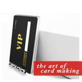 高品質4つのカラーペーパーホールダーが付いている両側のカスタム印刷のギフトのカード