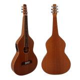 Тип гитары 1920 скольжения Weissenborn тела Koa переклейки гаваиский