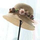 Шлем сторновки изготовленный на заказ повелительниц шлема Fedora лета пляжа бумажный